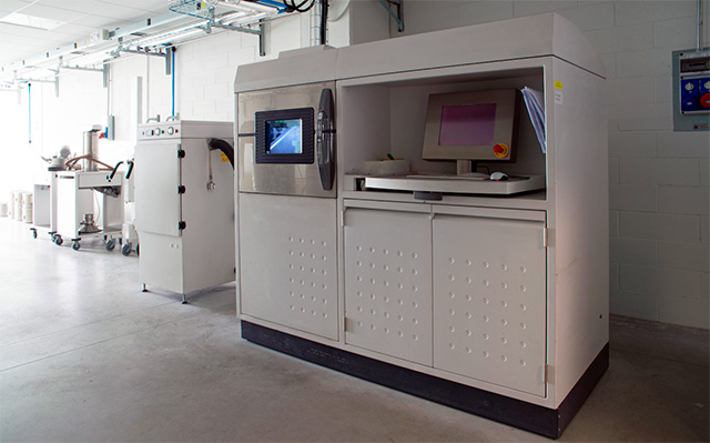 Equipamiento Addvance 3D