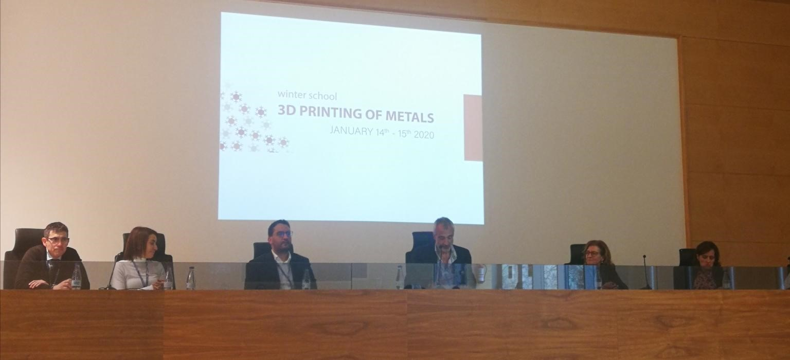 ADDvance presents its vision on Digitalization at the AM WS of IMDEA Materials