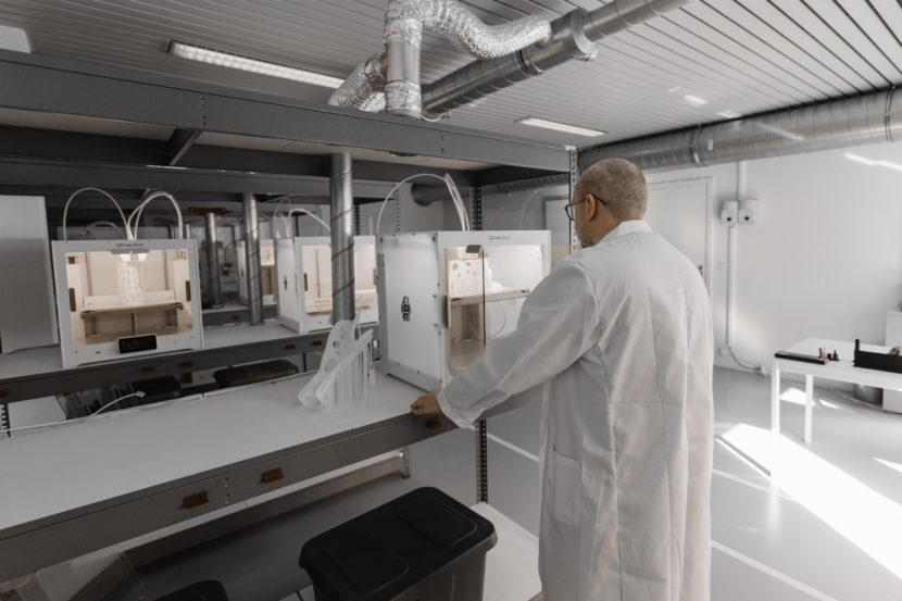 Aplicaciones medicas impresion 3D