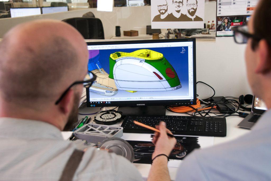 Proceso de fabricacion aditiva diseño
