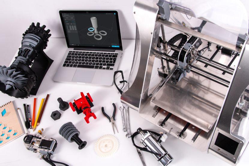 Proceso fabricacion aditiva elementos