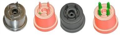 Ejemplo de pieza a ser reparada con tecnología de impresión 3D.