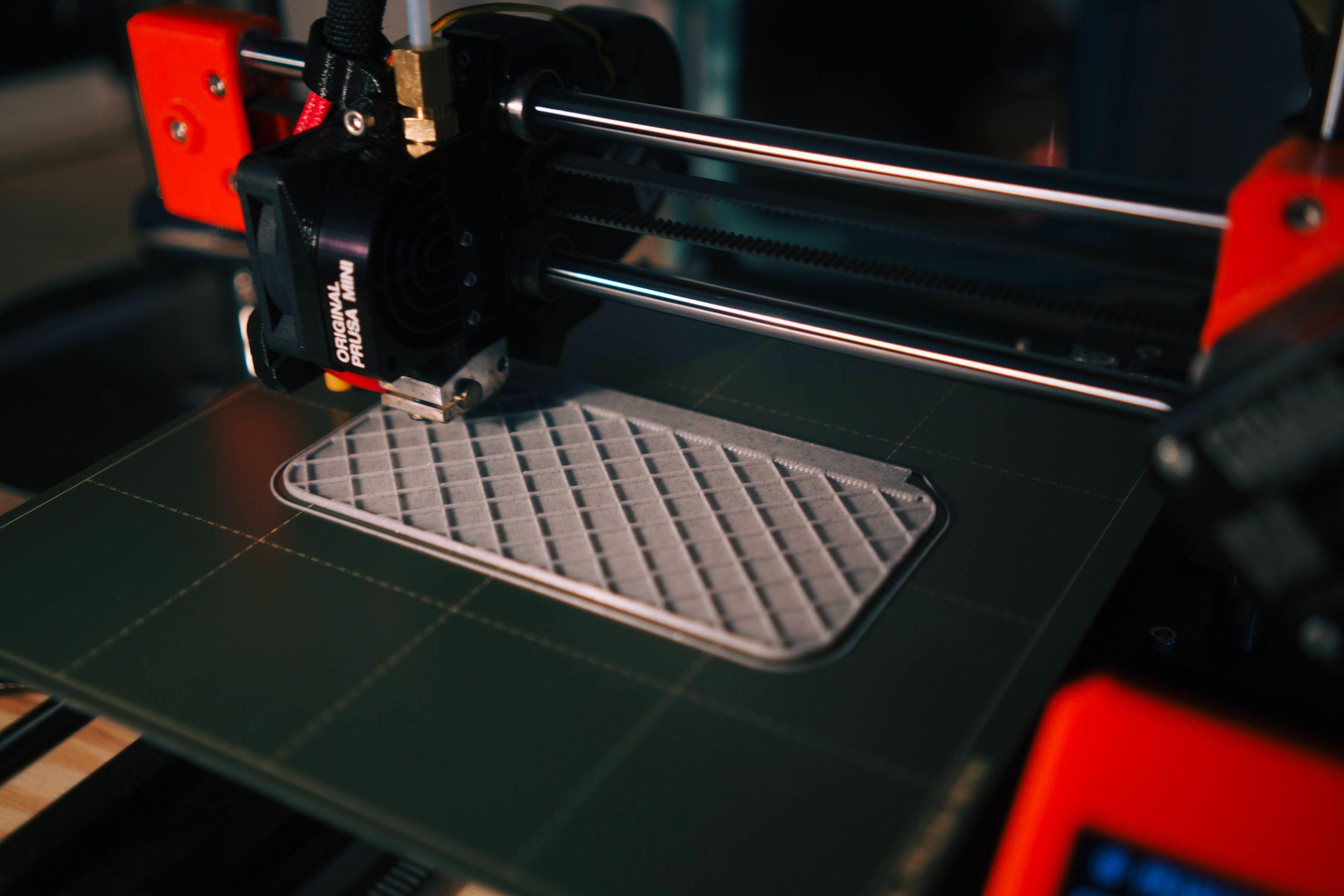 Fabricación aditiva en aplicaciones industriales