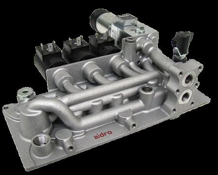 Bloque motor rediseñado e impreso en 3D para mejorar su eficiencia