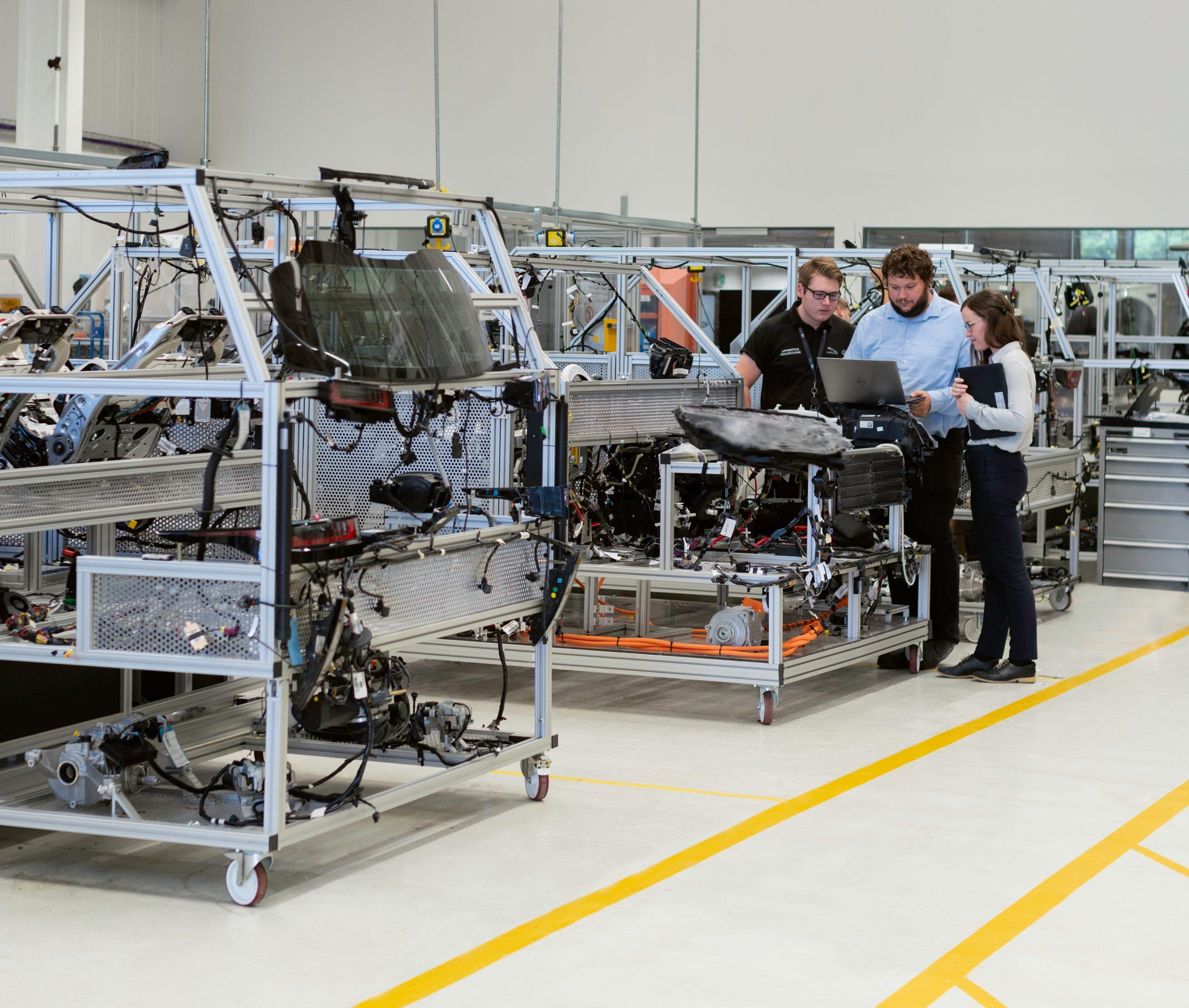 Fabricación aditiva en el sector de la automoción